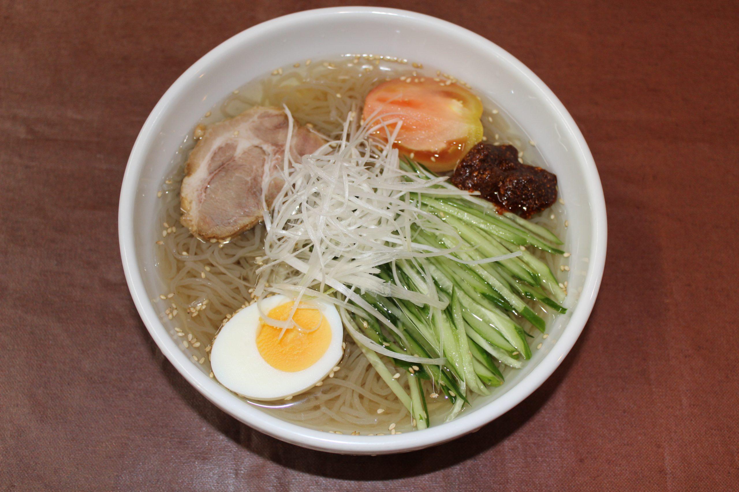 【冷麺】冷麺