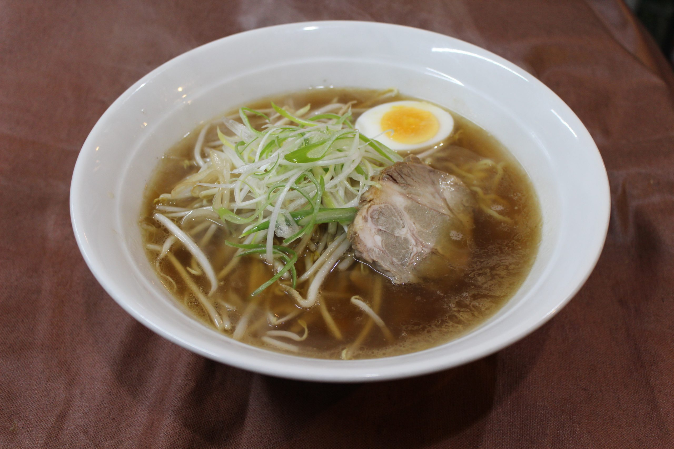 【拉麺】ラーメン(醤油、味噌、塩)