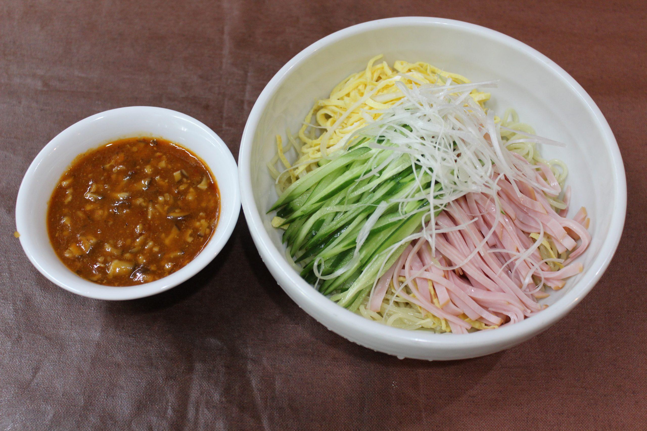 【炸醤麺】ジャージャー麺
