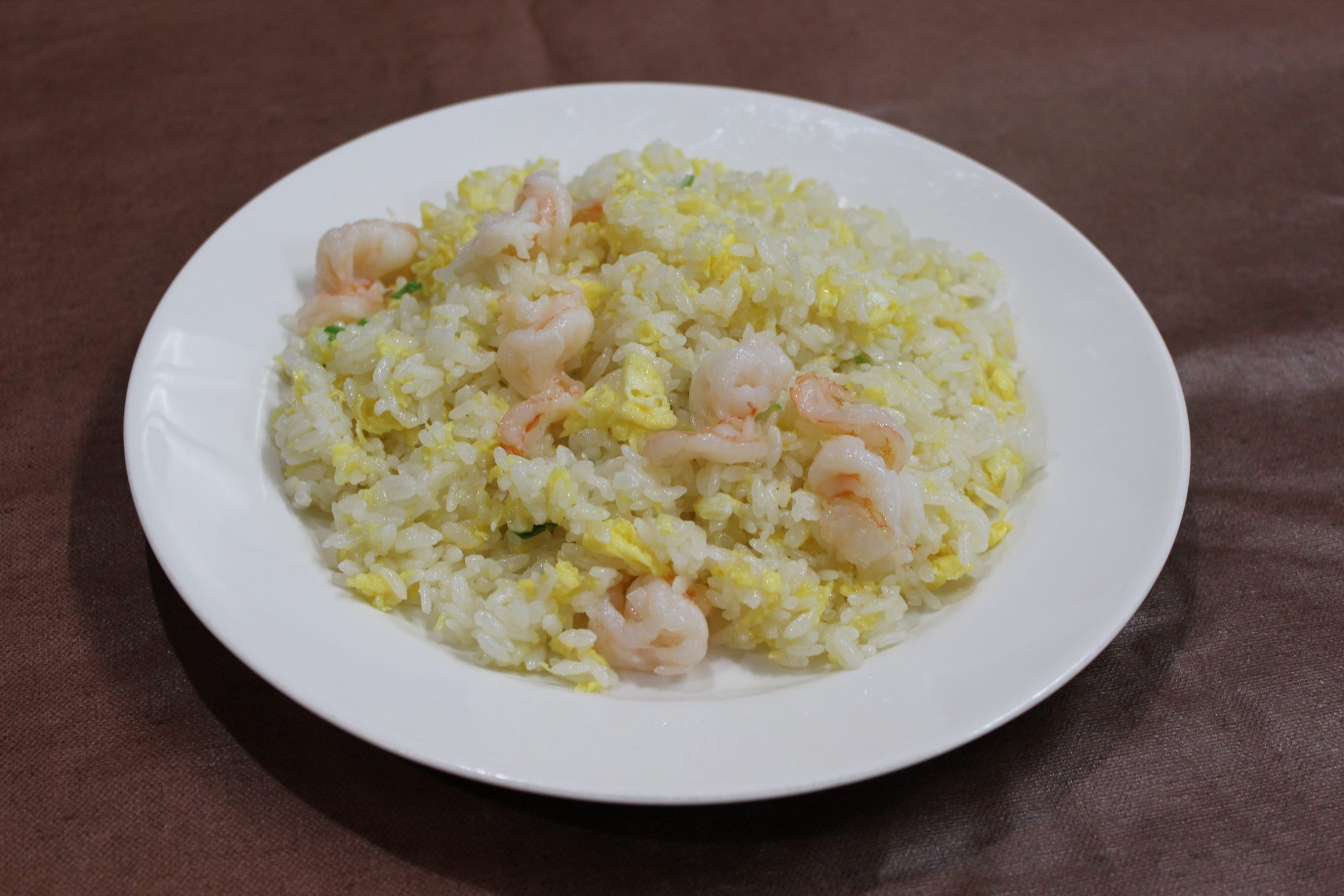 【蝦仁炒飯】海老入りチャーハン
