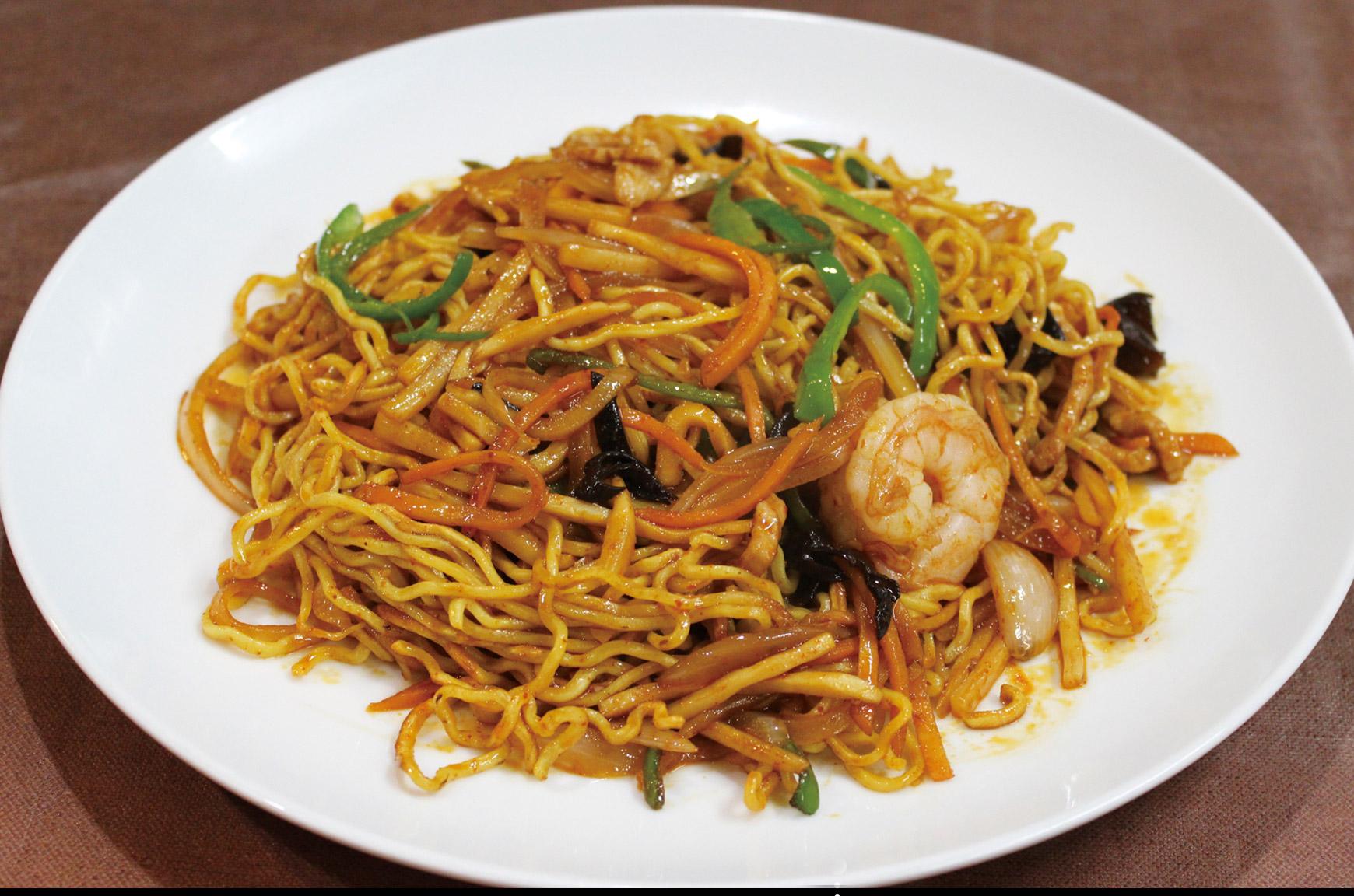 【季香園炒麺】季香園特製焼きそば